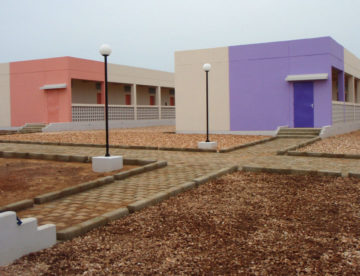 Ecole Nationale des Instituteurs de Djougou au Bénin - Réalisations