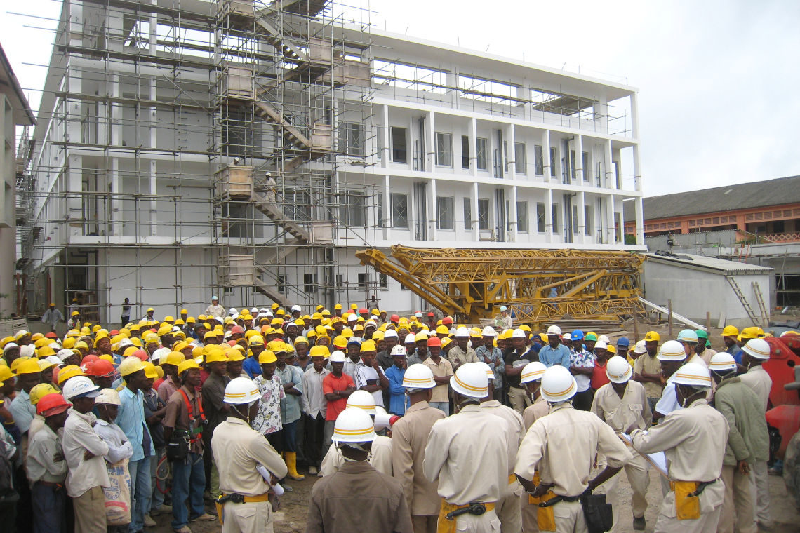 HOMEL LAGUNE, Cotonou - Réalisations