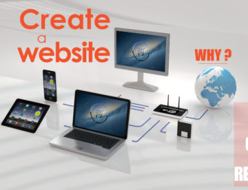 Why create a website for your company