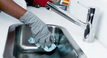 Covid-19: Nettoyer et désinfecter sa maison