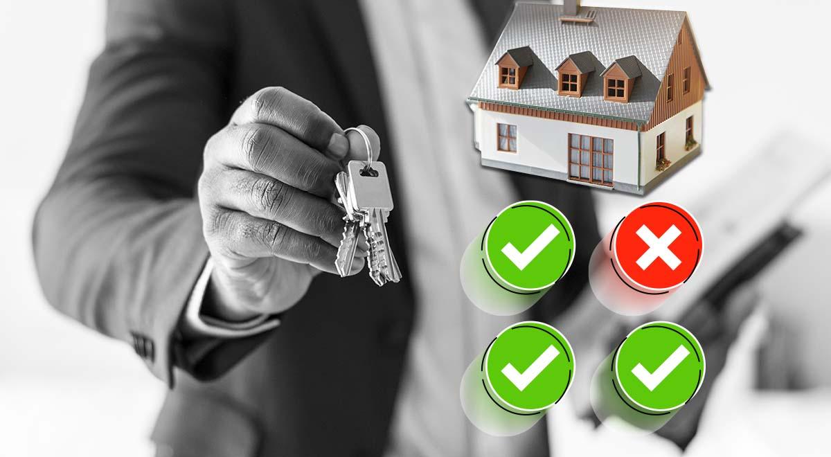 Acheter une maison : les précautions à prendre